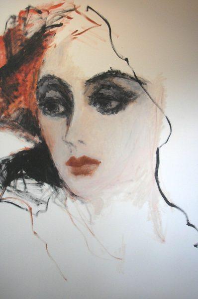 Elles Porck – schilderijen