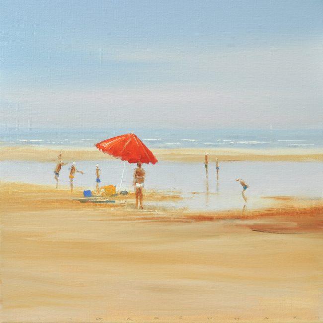 schilderij van Jan Groenhart