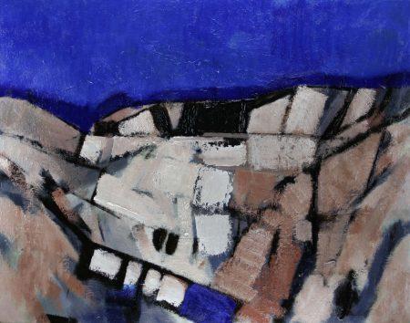 Schilderij van Peter Teeling