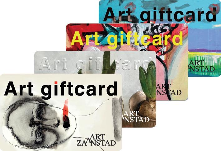 Artzaanstad-giftcard